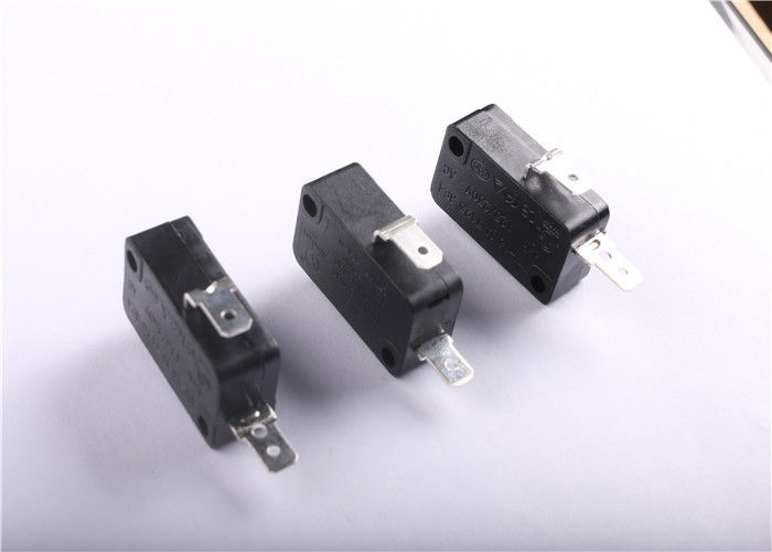 Electric Micro Switch Limit Switch 2 Pin Waterproof Hinge Short Lever Type